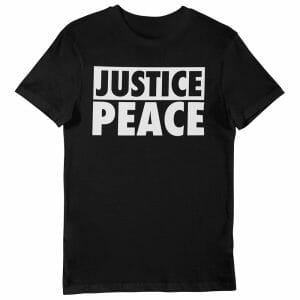 Justice Peace T-Shirt